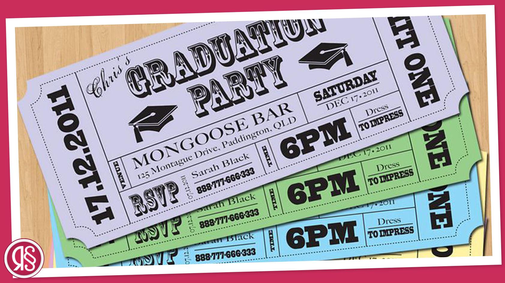 Inviti per laurea