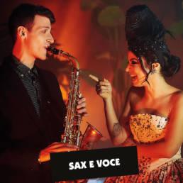 Roma Sound Service Sax e Voce